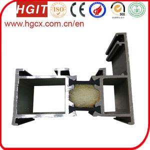 Aluminum Cavity Strip Feeding Foam Machine pictures & photos