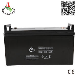 12V 120ah VRLA Sealed Lead Acid Rechargeable Battery for Solar