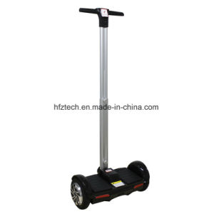 2 Wheels 8 Inch Self Balancing Electric Scooters Hoverboard with Handle Bar Perfect for Outdoor Sport Key pictures & photos