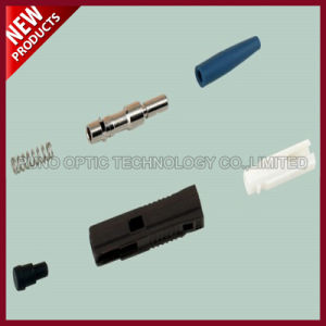 3.0mm Zipcord Cable Unpinned Fiber Optical MTRJ Connector pictures & photos