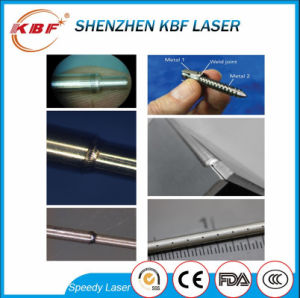 Automatic Fiber Laser Automatic Mold Welding Machine Price pictures & photos