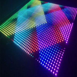 SMD5050 Super Bright Interactive LED Dance Floor pictures & photos