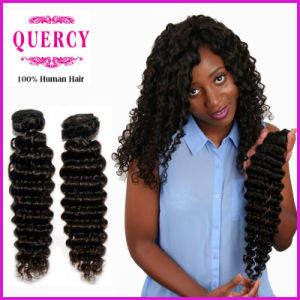 Wholesale Cheap Deep Wave Human Hair Bundles Unprocessed Virgin Malaysian Hair (DW-023) pictures & photos