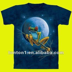 2016 Trendy Mens Cotton Printed T Shirt Custom Fashion T Shirt pictures & photos