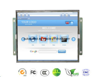 Industrial LCD Open Frame with 15 Inch Touch Screen Monitor pictures & photos