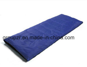 Outdoor Envelop Camping Sleeping Bag for Adult pictures & photos