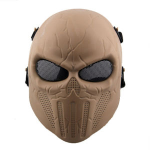 Punisher Chastener Full Face Mask CS Wargame Airsoft Mask pictures & photos