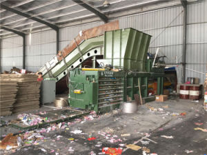 Hpa180 Series Paper/Plastic Baler Machine pictures & photos