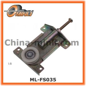 Popular Zinc Bracket Pulley with Single Roller (ML-FS035) pictures & photos