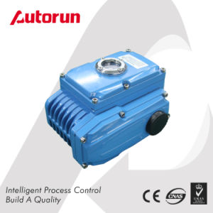 Wenzhou Manufacturer Rotary Shutoff Type Electric Actuator pictures & photos