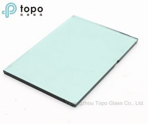 Tinted French Green Float Glass for Building (C-FG) pictures & photos