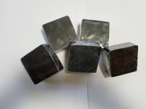 Natural Handmade Charcoal Soap pictures & photos