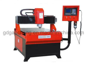 CNC Wood & Plastic Machining Engraving Machine GS-E1236p pictures & photos