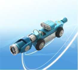Cheappest Waterproof Pan/Tilt/Zoom/Focus Underwater Inspection Pipe Robot