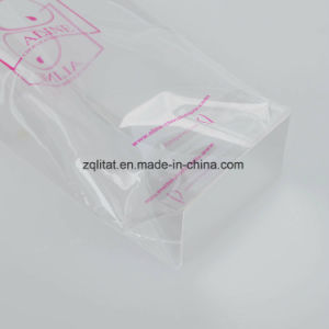 BOPP Poly Plastic Bag with with Self Adhesive pictures & photos