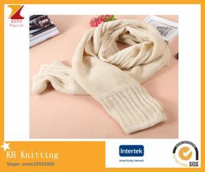 2016 Hot Selling Colorful Knitted Scarf pictures & photos