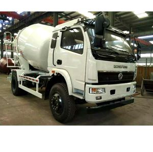 Dongfeng 4*2 Concrete Mixer Truck pictures & photos