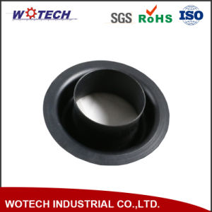 Metal Spinning Part Thread Lamp-Chimney Customed CNC Machining Part
