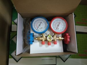 "Manifold Gauge Sets (1/4""SAE Connection) pictures & photos"