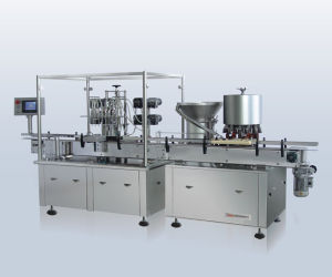 Automatic Infusion Liquid Filling Machine pictures & photos