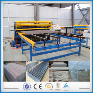 Automatic Cross Spot Welding Wire Fence Mesh Machine pictures & photos