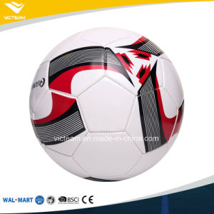 Promotional Good Stitched Softer Touch Soccer Ball pictures & photos