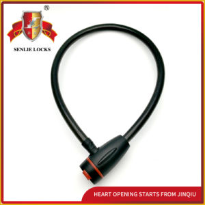 Jq8207-X Security Durable Bicycle Lock Motorcycle Steel Cable Lock pictures & photos