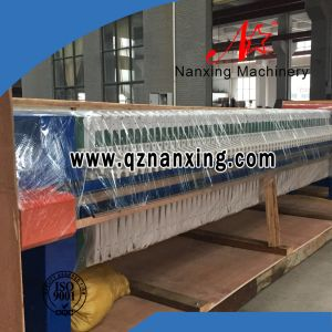 Dyeing Wastewater Treatment Recessed Filter Press pictures & photos