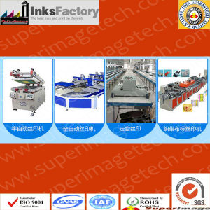 Silkscreen Inks for Nylon and Ployster Bags, Luggages, Umbrella, etc pictures & photos
