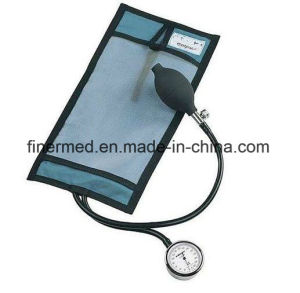 Handheld Blood Pressure Aneroid Palm Sphygmomanometer pictures & photos