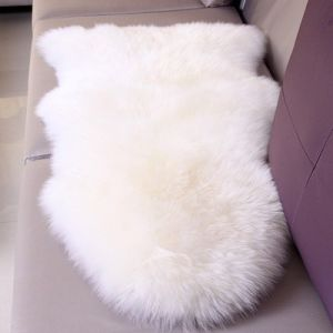 Factory Price Synthetic Sheepskin Fur Carpet