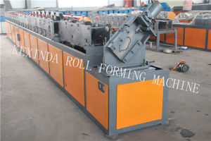 Industrial Outdoor Steel Rolling Shutter Door Making Machine Factory pictures & photos