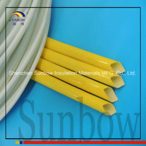 Sunbow Silicon Rubber Coated Fibreglass Sleeves for Wire Harness pictures & photos