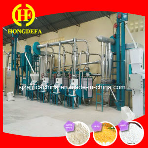 Roller Mill, Flour Mill Price, Corn Flour Making Machinery pictures & photos