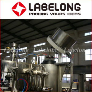 Complete Carbonated Drink Filling Machine pictures & photos