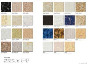 Dark Blue Copy Marble Porcelain Floor Tile (8D81072) pictures & photos