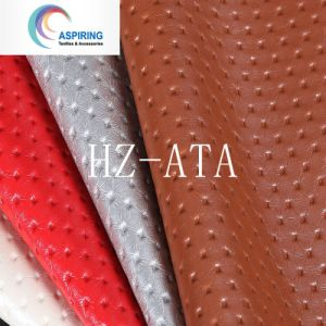 PU Leather for Sofa Fabric pictures & photos