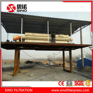 Good Performance Automatic Membrane Plate Filter Press for Chemical pictures & photos