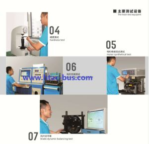 China Supplier Universally Bus A/C Evaporator Blower 24V, 350mm pictures & photos