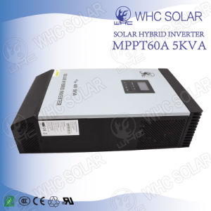 Built-in MPPT Solar Charge Controller 5000va Hybrid Solar Inverter pictures & photos
