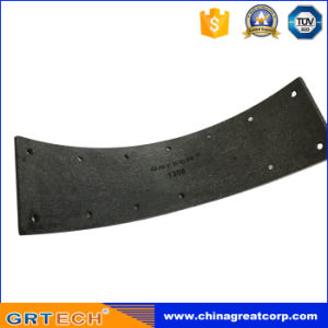 1308 Auto Spare Parts Bus Brake Lining pictures & photos