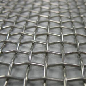 Barbecue Wire Mesh/Crimped Wire Mesh pictures & photos