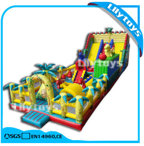 Lilytoys Exciting Simpson Family Inflatable Playground Equipment for Party (Lilytoys-New-020) pictures & photos
