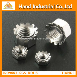 """Stainless Steel Top Quality Grade 316 3/8"""" Kep Nut pictures & photos"""