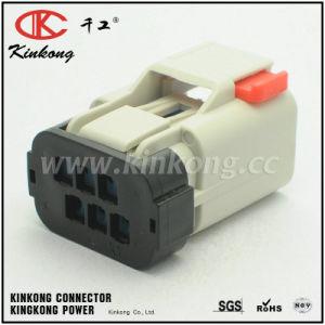 6 Hole Female Waterproof Automotive Electrical Connectors Ckk7067D-2.8-21 pictures & photos