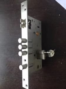 High Secuity Mortise Door Handle Lock Cylinder pictures & photos
