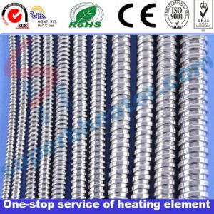 Stainless Steel Sleeve for Electric Cartridge Heaters Heating Element pictures & photos