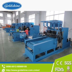 Household Aluminum Foil Rewinding and Cutting Machine Line pictures & photos