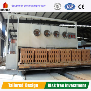 Auto Brick Making Production Line with Tunnel Kiln pictures & photos