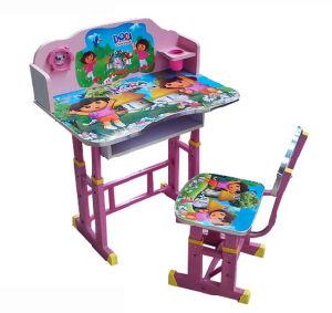 School Furniture Modern Adjustable Study Table Kids Student Desk (HX-SK016) pictures & photos